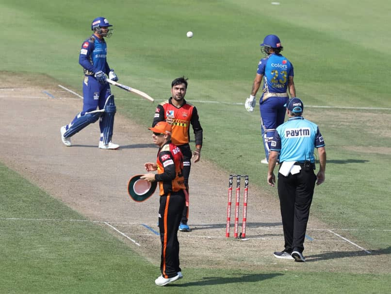 IPL Live Score, SRH vs MI IPL Score: SunRisers Hyderabad To Bowl After Winning Toss, Rohit Sharma Back For Mumbai Indians