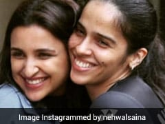 Saina Nehwal Shares Parineeti Chopra's Look From Biopic, Calls Bollywood Actor Her Lookalike. See Picture