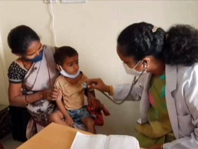 Video : How Nutritional Rehabilitation Centres Are Helping During COVID-19 Pandemic