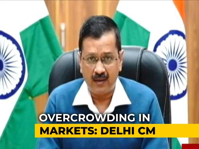 Video: No Lockdown, But Delhi Government To Impose Restrictions