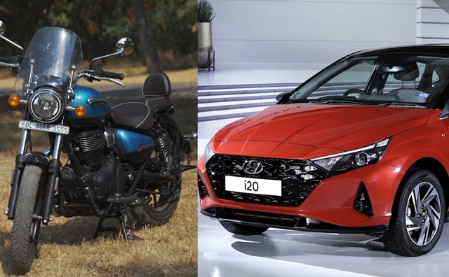 New Gen Hyundai i20 First Look, Royal Enfield Meteor 350 Review