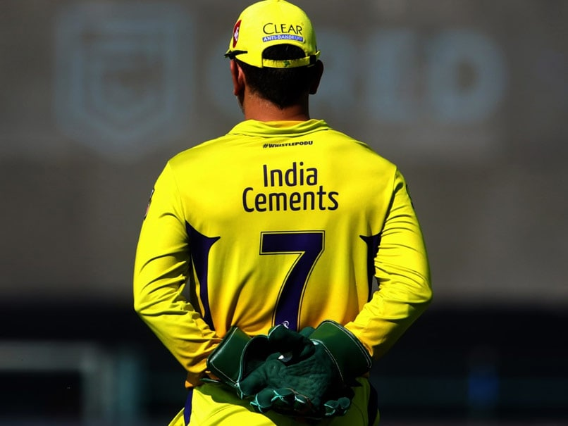 """Slightly Change Our Core Group"": MS Dhoni On CSK's Plan For Next Decade"