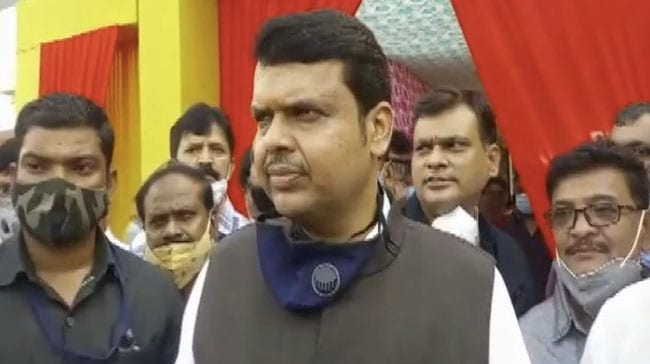 """Court Verdicts Tight Slap"" To Maharashtra Government: Devendra Fadnavis"