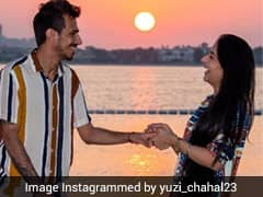 """Follow You Till The End"": Chahals Loved-Up Post For Fiancee Dhanashree"