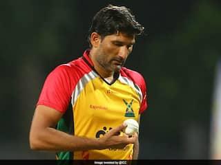 Lanka Premier League: Pakistan Pacer Sohail Tanvir Tests Positive For Coronavirus