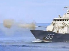 Watch: Naval War Games In Bay Of Bengal During 4-Nation Malabar Exercise
