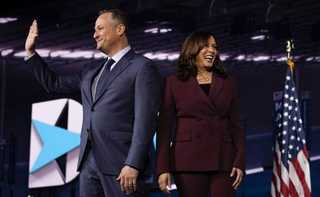 'I Promised Joe...': Kamala Harris Gives US A Second Family Full of Firsts