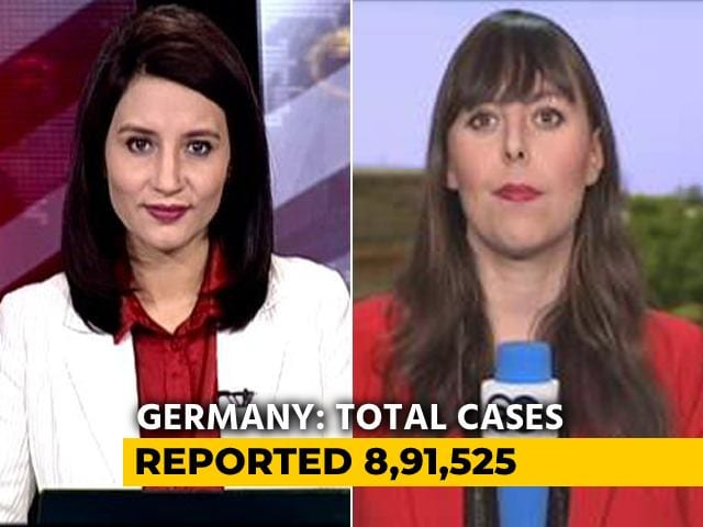 Video : Germany: Signs Lockdown May Be Slowing Covid