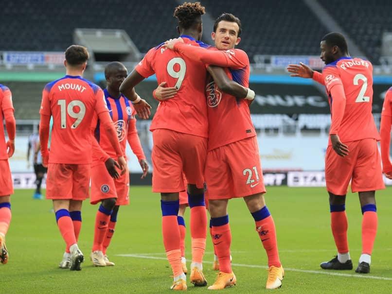 Premier League: Chelsea Beat Newcastle To Take Top Spot
