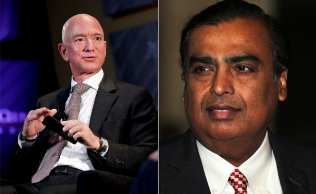 How Mukesh Ambani Vs Jeff Bezos Is Playing Out In India