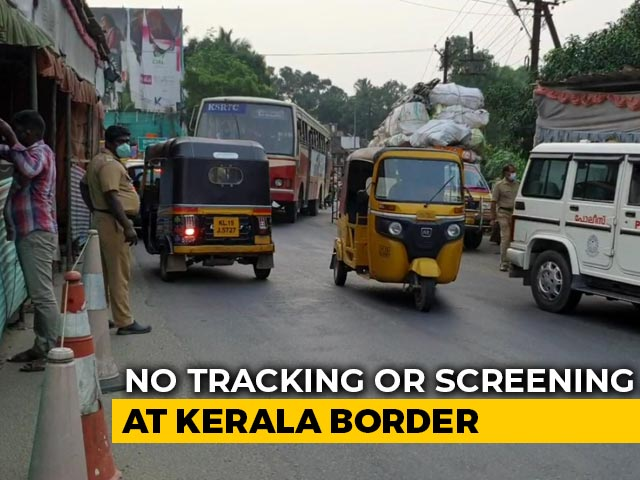 Video : Inter-state Traffic Leading To Covid Spike In Kerala?