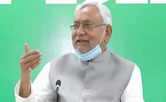 Efforts On To Rehabilitate Those Who Lost Jobs During Lockdown: Nitish Kumar
