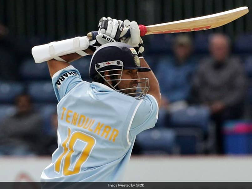 Sachin Tendulkars Straight Drive And On-Drive Used To Be Sublime: Steve Smith