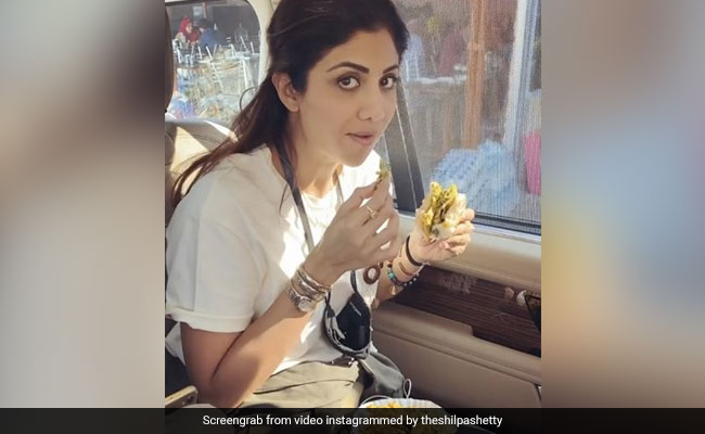 Watch: Shilpa Shetty's Latest Sunday Binge Featured Her Favourite Binge Food! Any Guesses?