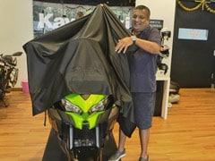 Bollywood Director Sanjay Gupta Brings Home The Kawasaki Versys 1000 On Diwali