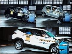Another Zero Star Crash Rating For Maruti, Kia Gets 3 Stars For Seltos