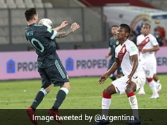 """""""We Needed It"""": Lionel Messi Happy With Argentina's Win Over Peru"""