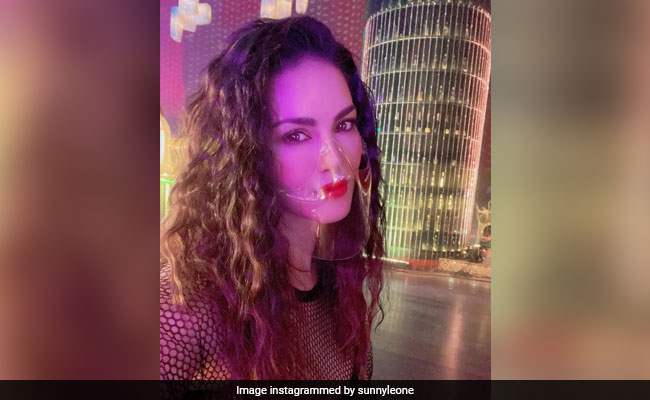 Sunny Leone's Guide To 'Staying Protected' During Shoots 'Without Destroying Make-Up'