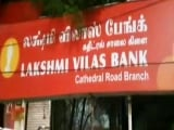 Video : Centre Caps Withdrawal From Lakshmi Vilas Bank At Rs 25,000 Till December 16