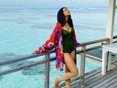"""It's """"Holiday Time"""" For Rakul Preet Singh. Can You Guess The Location?"""