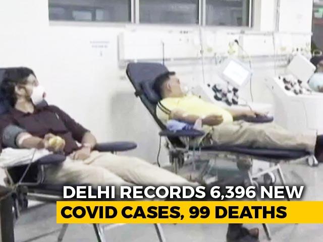 Video: Amid Covid Surge, Delhi Government Seeks Centre's Nod To Shut Select Markets