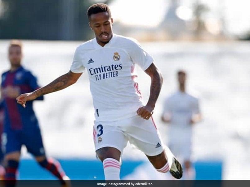 Real Madrid Defender Eder Militao Tests Positive For Coronavirus Before Champions League Clash Against Inter Milan