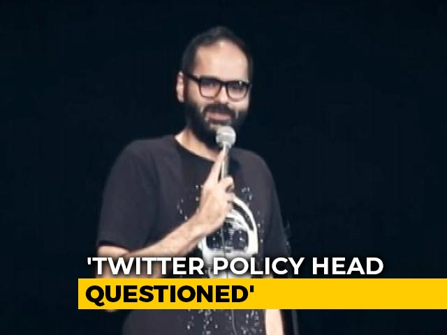 Video : Parliament Panel Grills Twitter Over Comic Kunal Kamra's Tweets: Sources