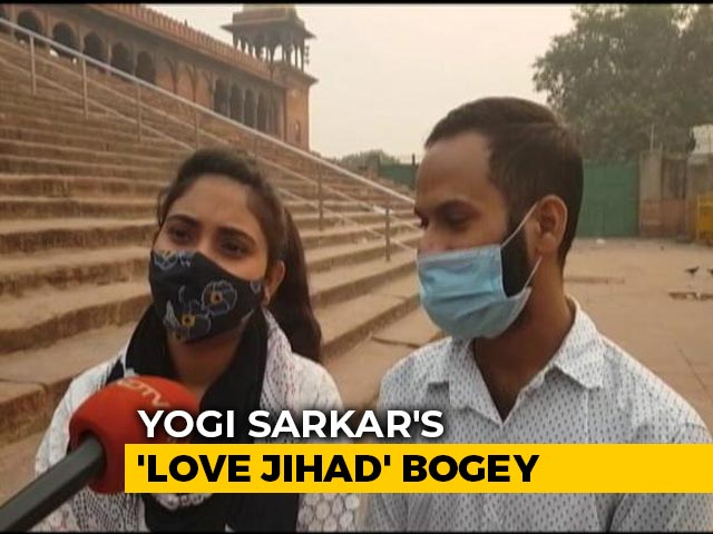 "Video : With No Credible Evidence, ""Love Jihad"" Cases In Kanpur Crumble"