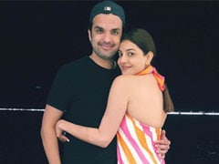 More Pics From Kajal Aggarwal And Gautam Kitchlu's Honeymoon