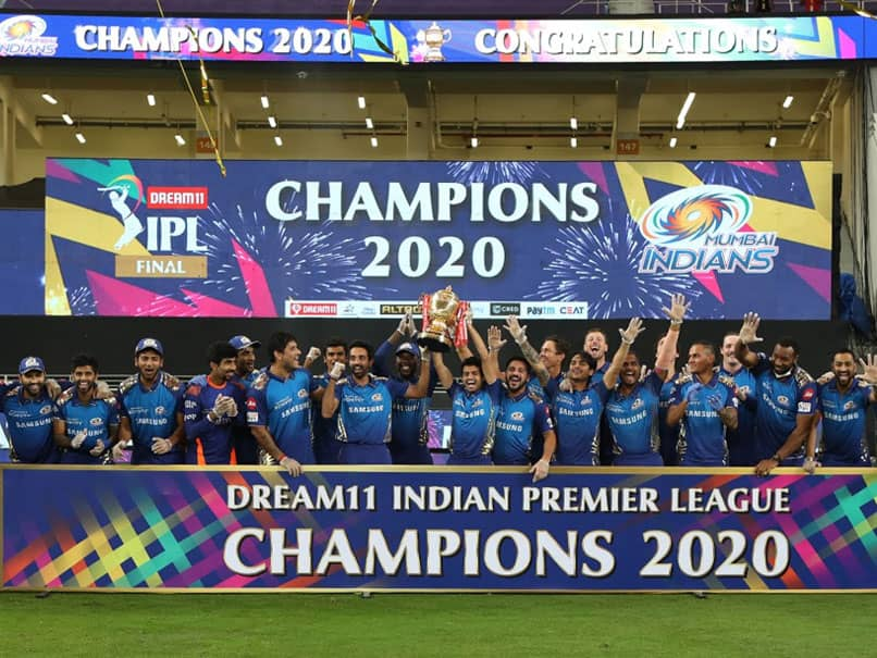 Mumbai Indians Emerge As Most Digitally Engaged Team In IPL
