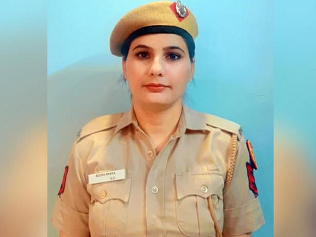 """Video : Delhi Cop Found 76 Missing Children, First To Be """"Promoted Out Of Turn"""""""