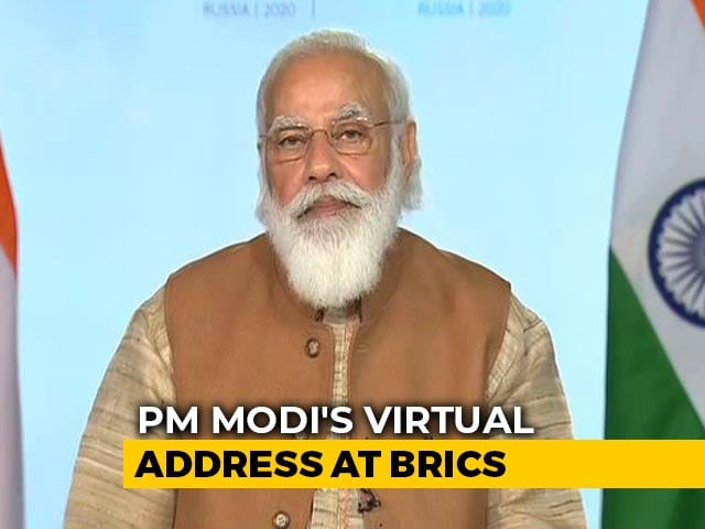 Video : BRICS Economies Can Play A Vital Role In Global Recovery: PM Modi