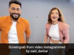 जैद दरबार ने मंगेतर Gauahar Khan के साथ शेयर किया VIDEO, एक्ट्रेस ने कहा- प्यार में गिर गए...