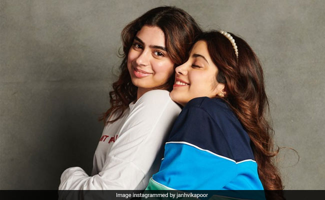 Janhvi Kapoor's Birthday Wish For Sister Khushi Is Everything Nice