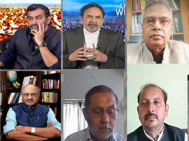 Video : Nitish Kumar or Tejashwi Yadav? Prannoy Roy, Experts Discuss Who Will Win Bihar