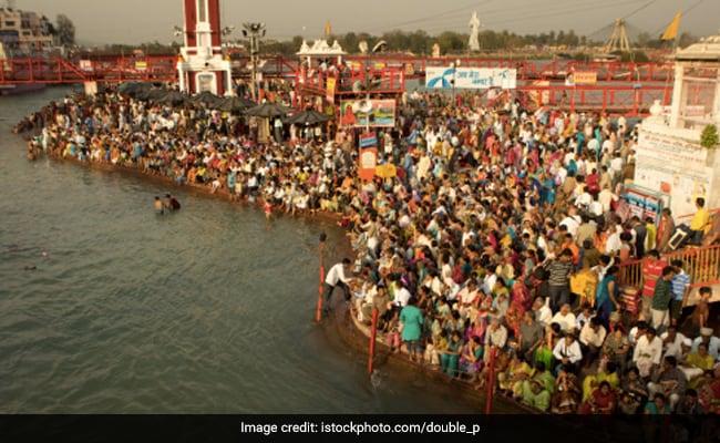 Guru Purnima 2021: Haridwar Allows 'Symbolic Snan', Negative COVID Report Must