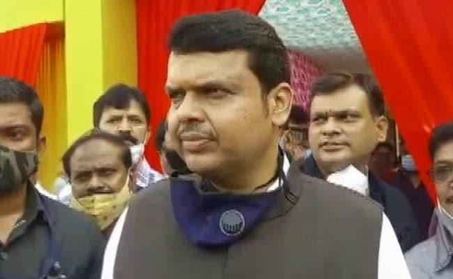 'Court Verdicts Tight Slap' To Maharashtra Government: Devendra Fadnavis