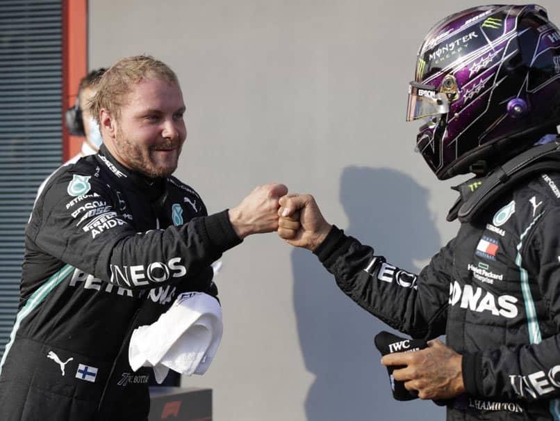 Emilia Romagna GP: Valtteri Bottas Snatches Pole From Lewis Hamilton On F1s Return To Imola
