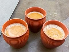 """<i>''Kulhads""""</i> To Replace Plastic Tea Cups At Railway Stations"""
