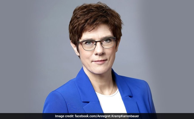 German Minister Warns Of 'Very Explosive Situation' In US
