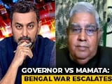 Video : Public Servants Are Frontline Political Workers In Bengal: Governor To NDTV