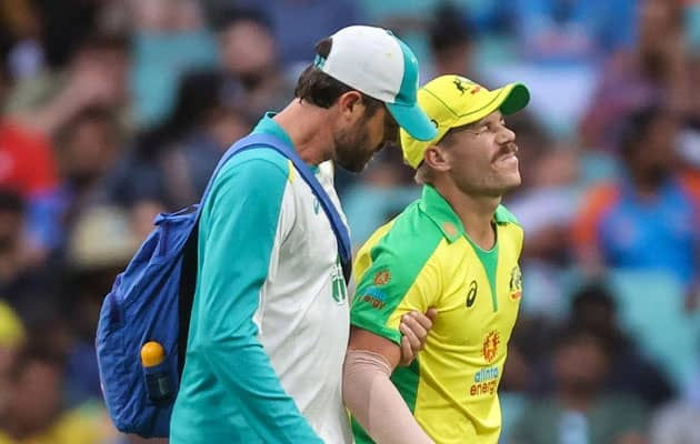Injured Warner A Doubt For Tests, Short Called Up For T20Is