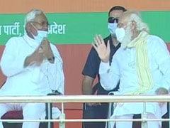 नीतीश कुमार के साथ दो डिप्टी CM लेंगे शपथ, BJP-जेडीयू के कोटे से इन नेताओं का मंत्री बनना लगभग तय