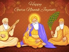 Happy Guru Nanak Jayanti 2020 Wishes: गुरु पर्व पर इन Messages और Quotes से दें गुरु नानक जयंती की बधाई