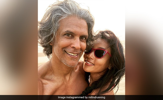 Another Day, Another Pic From Milind Soman And Ankita Konwar's Goa Vacation
