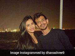 युजवेंद्र चहल की मंगेतर Dhanashree Verma ने शेयर की खूबसूरत सी फोटो, कहा- जीवन भर का रोमांच...