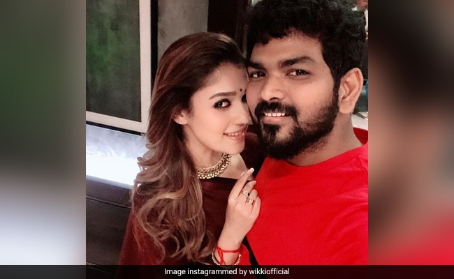 To Birthday Lady Nayanthara, With Love From Boyfriend Vignesh Shivan