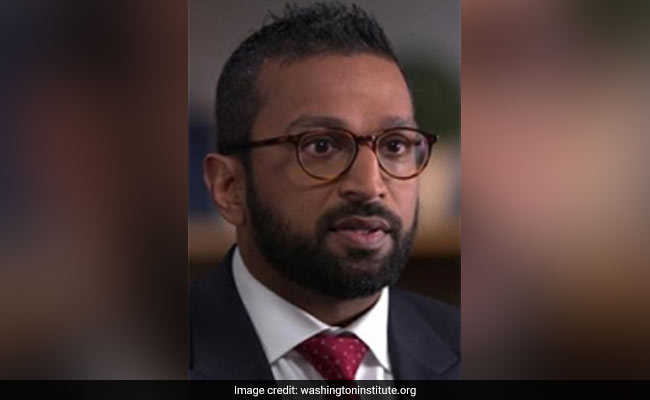 Indian-American Kash Patel Named Chief Of Staff To Acting US Defence Secretary
