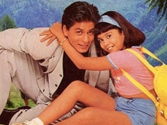 A Then-And-Now Kinda Birthday Wish From Shah Rukh Khan's <i>Kuch Kuch Hota Hai</i> Co-Star Sana Saeed