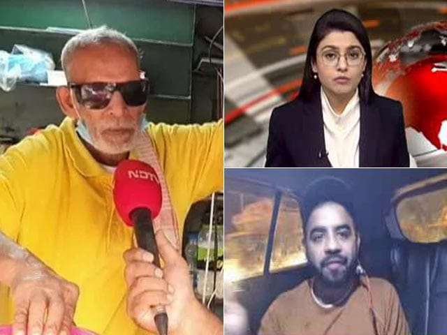 Video : Don't Know Who Is Provoking Baba: Food Blogger Gaurav Wasan On Allegations